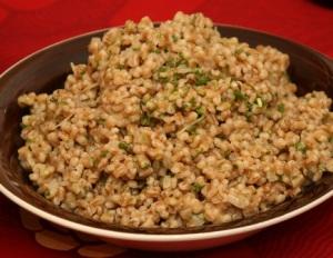 side dish, barley