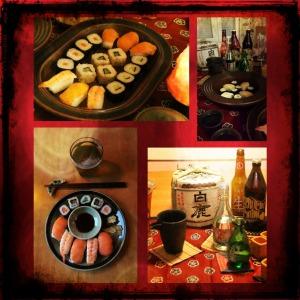 Sushi ja Kesäkolli