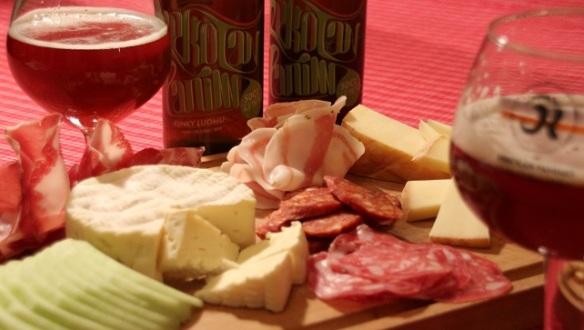 juustot ja olut